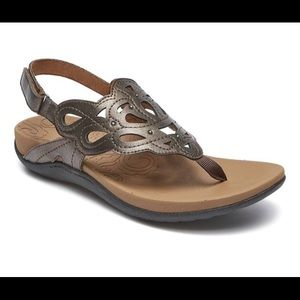 Rockport Ridge Wedge Sandal W9.5
